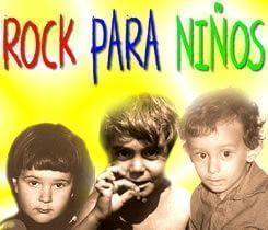rock para niños y colegios